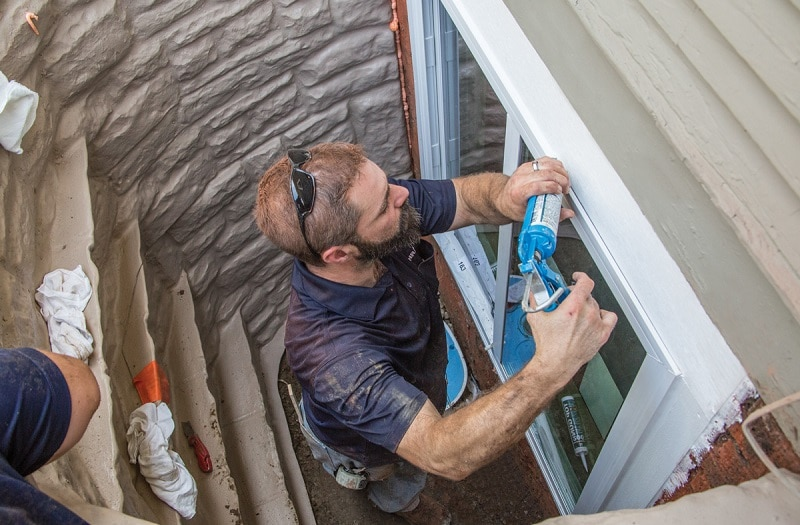 Installing an Egress Window