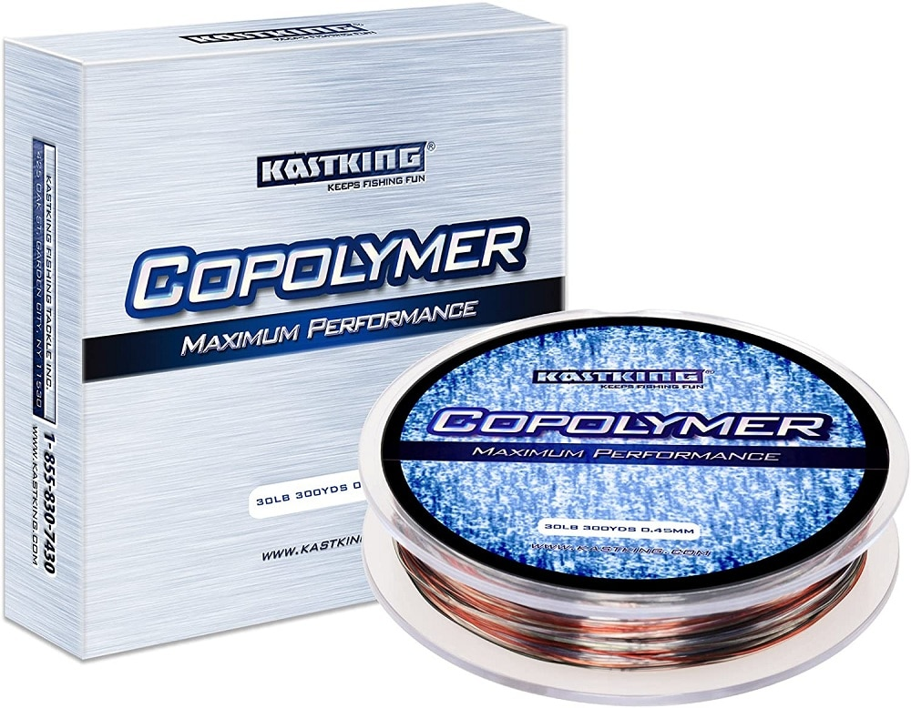 KastKing Copolymer Fishing Line for Saltwater Fishing