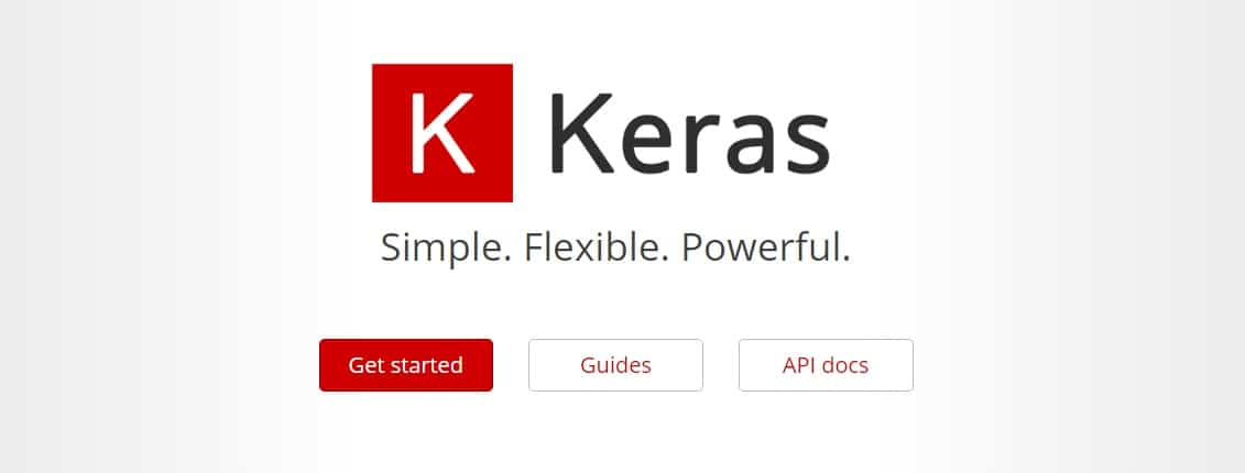 Keras dot io Home Page
