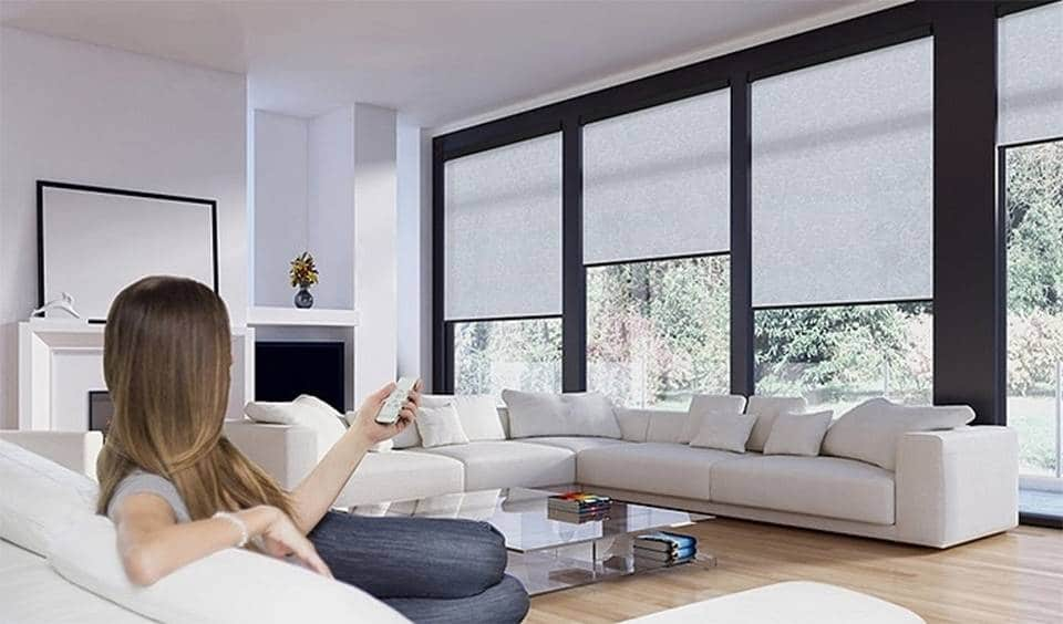 Manual and Automatic Blinds