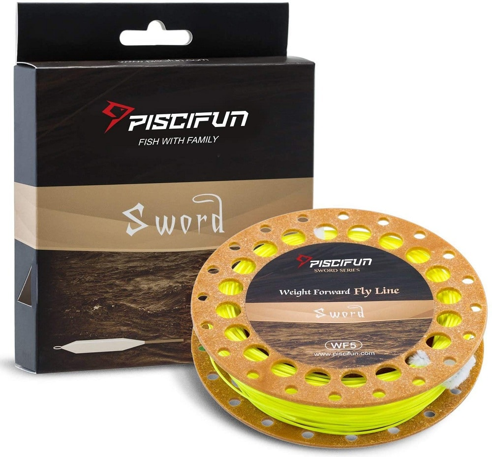Piscifun Sword Fly Fishing Line