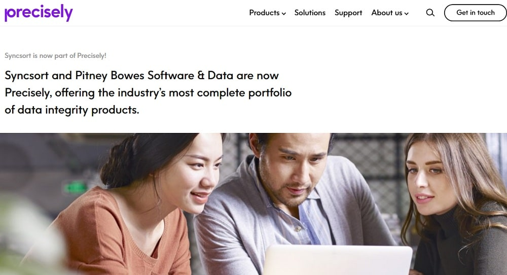 Syncsort - Pitney Bowes Software