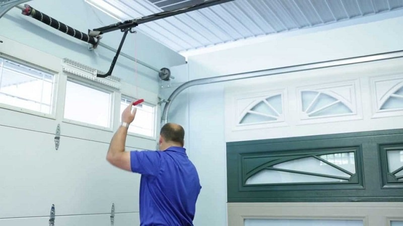 Ways of Opening the Garage Door Manually from Inside Without Power