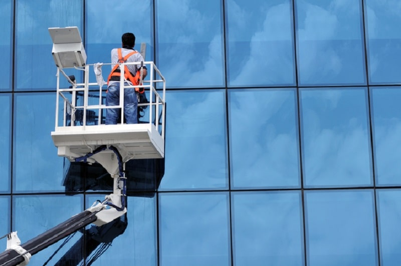 Window Cleaner's Job Entail