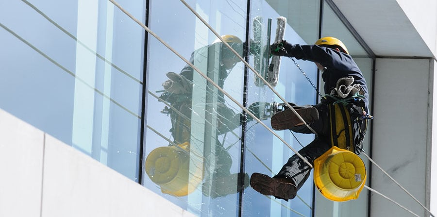 Window Washing Industry and Safety Standards