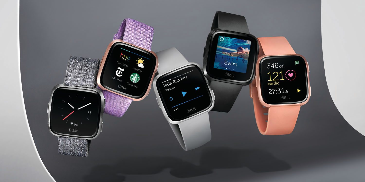 fitbit and apple watch Smartwatch Features