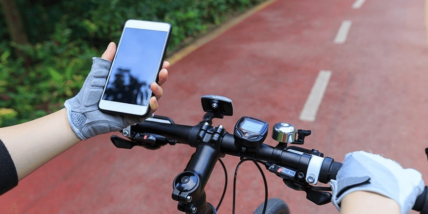 Cycling apps