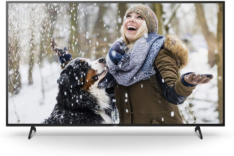 Sony X800H 4K Ultra HD Smart LED TV with HDR and Alexa Compatibility