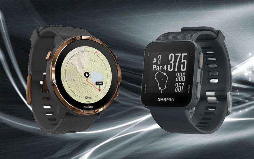 Suunto vs Garmin Watch