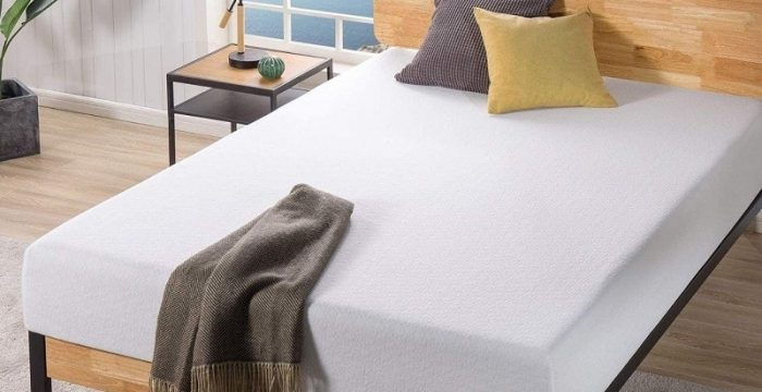 Zinus 10 Inch Ultima Memory Foam Mattress