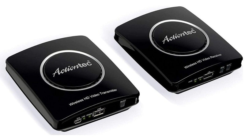 Actiontec ScreenBeam Wireless HD Transmitter & Receiver Extender Kit
