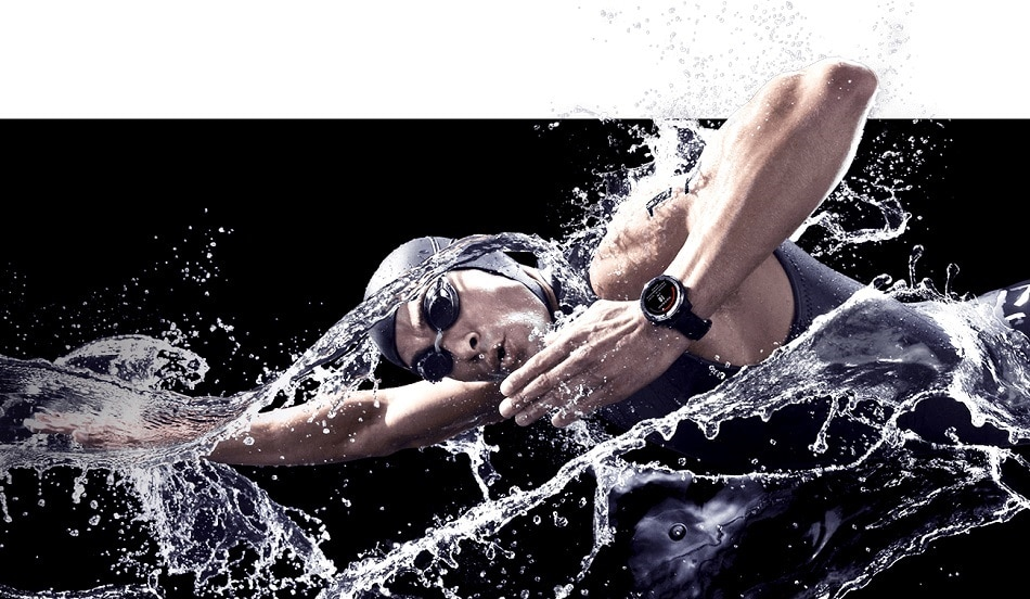 Amazfit Stratos 3 swimming tracker