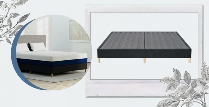 Memory Foam Mattress Foundation