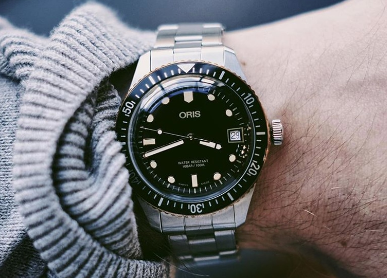 Oris Divers Watches overview
