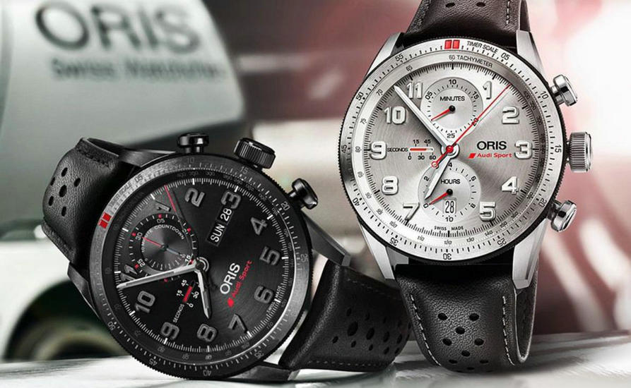 Oris Motor Sport Watches