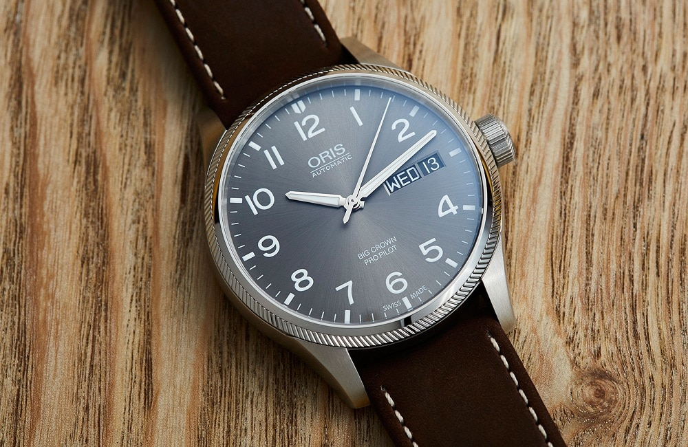 Oris Pilot's Watches overviews