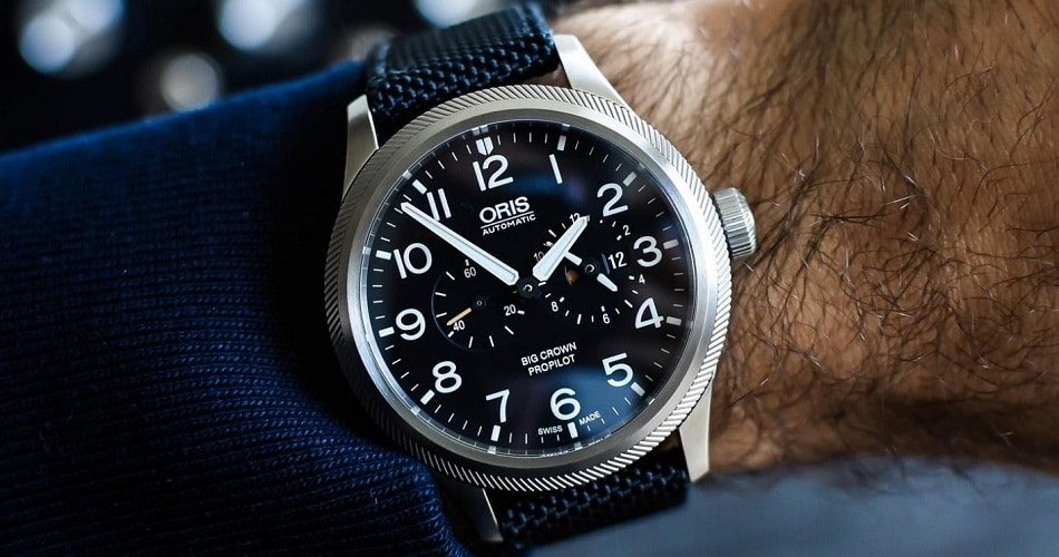 Oris Watches Review