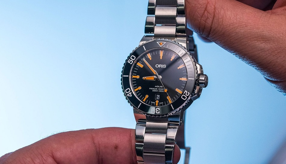 Oris watches customers review