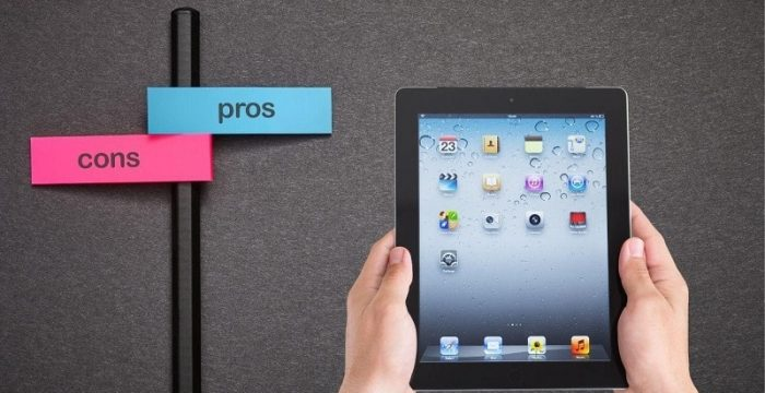 The Pros and Cons of iPads