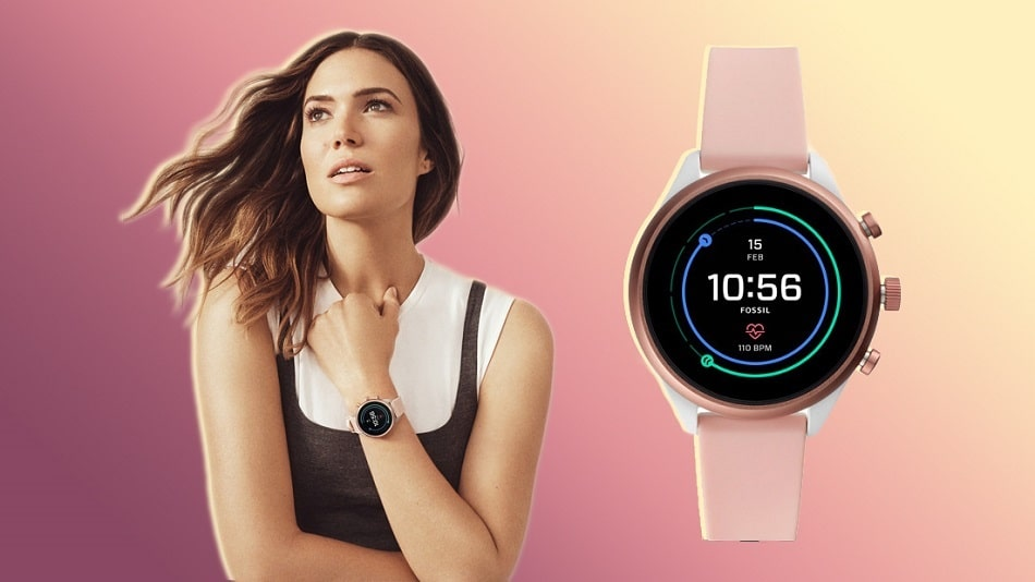 fossil sport smartwatch overview