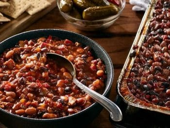 Barbeque Smoked Beans Recipes