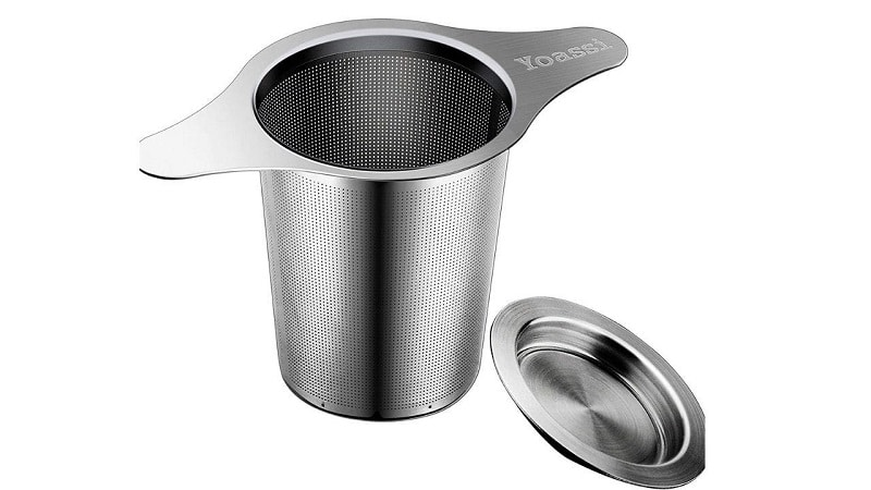 Yoassi Extra Fine Stainless Steel Tea Infuser