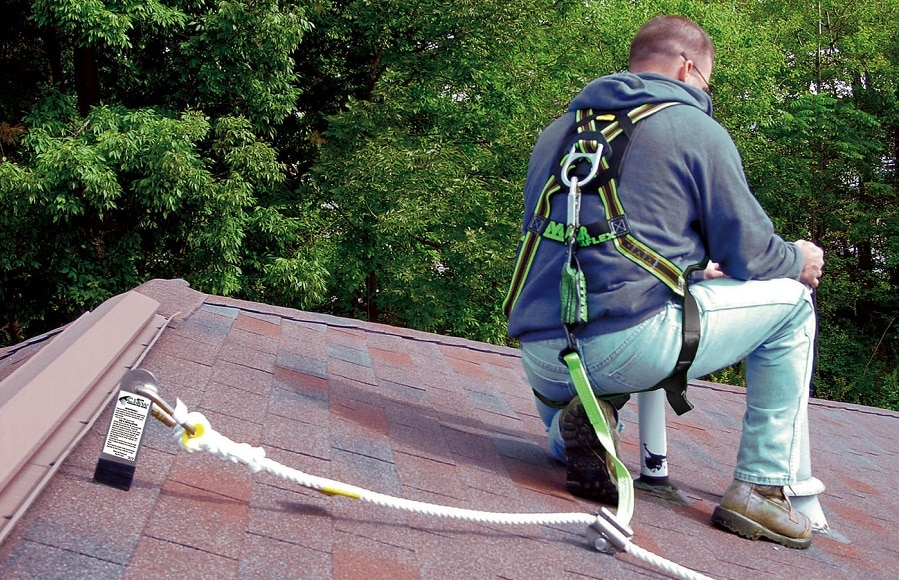 Safety Harness and Fall Protection