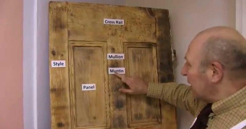 Different Parts of a Door