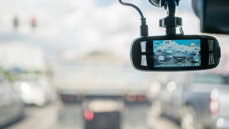 Dash Cams On Trucks